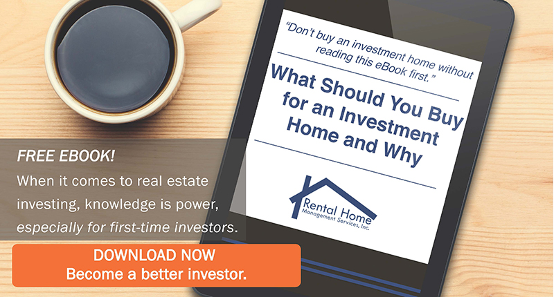 Don't Spend a Dime on an Investment Home without Taking 10 Minutes to Read This Book from Orlando's Rental Home Expert, Gail Moncla. Download the free eBook here!